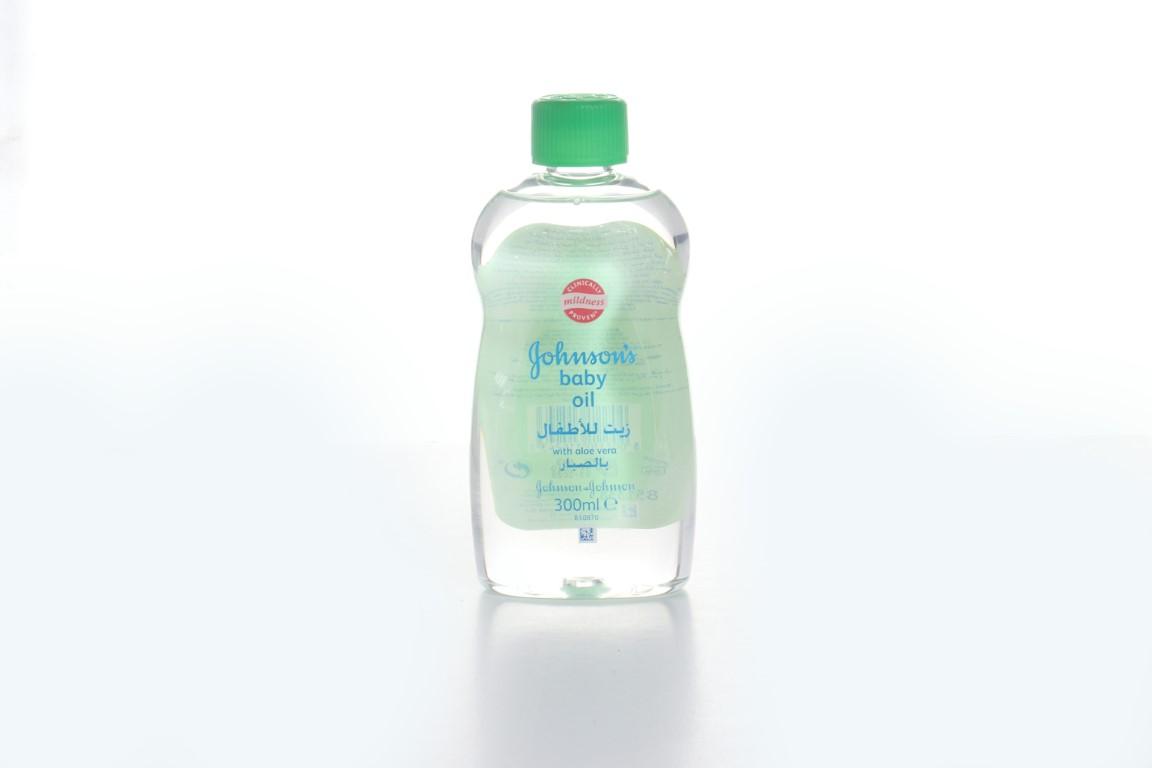Johnson's baby oil with cactus 300 ml