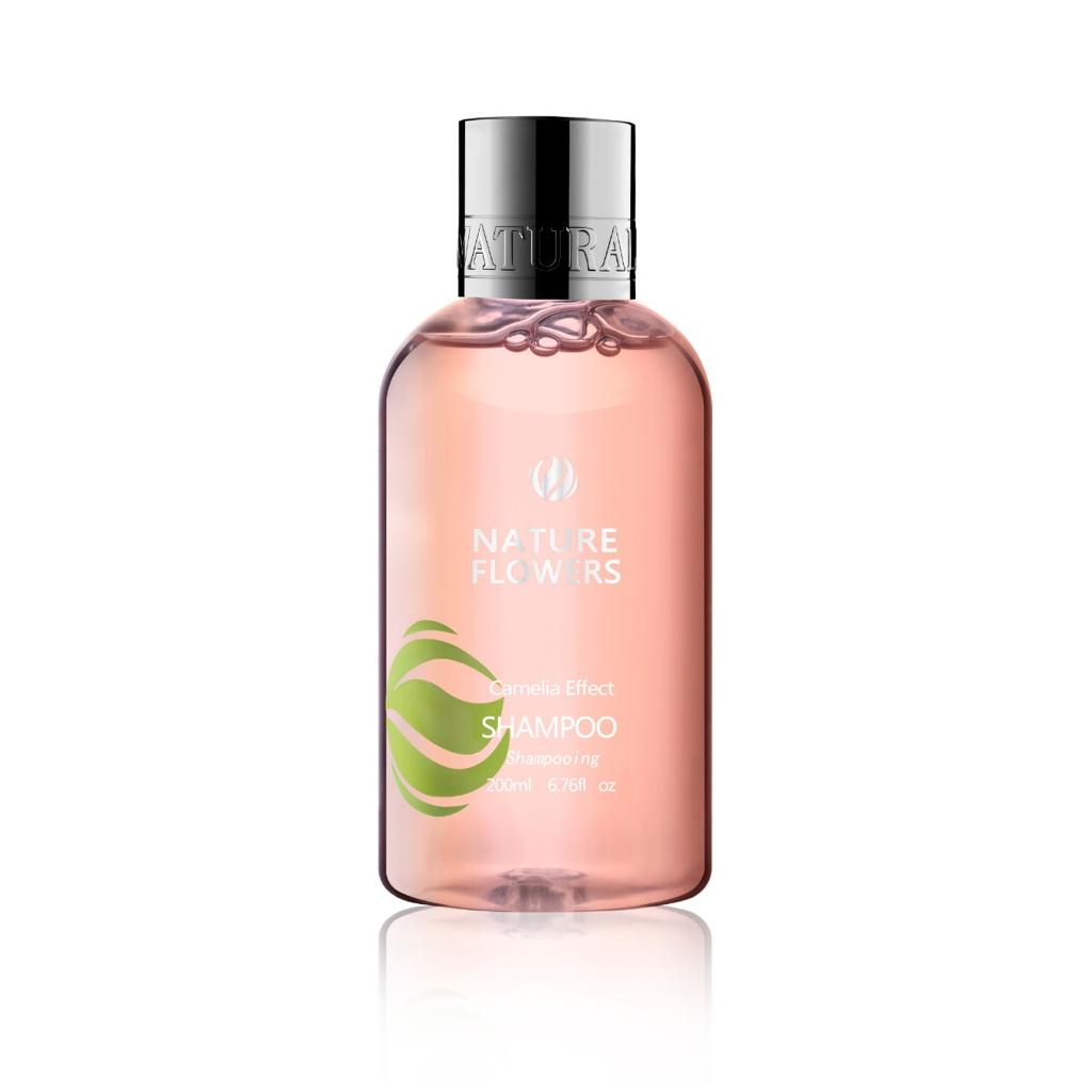 Nature's Flowers shampoo with camellia flower extract 200 ml