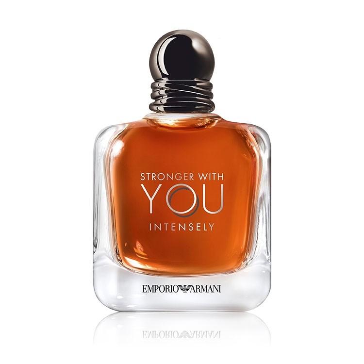 Armini Stronger With You Intensively For Men - Eau De Parfum, 100 ml