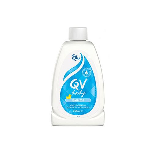 QV Baby Bath Oil 250 ML