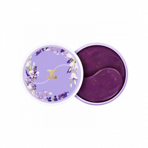 Jijun Lavender Eye Gel Patches - 1.4g x 60 Patches