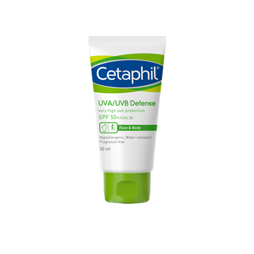 Cetaphil UV Cream for UV Protection, 50 ml