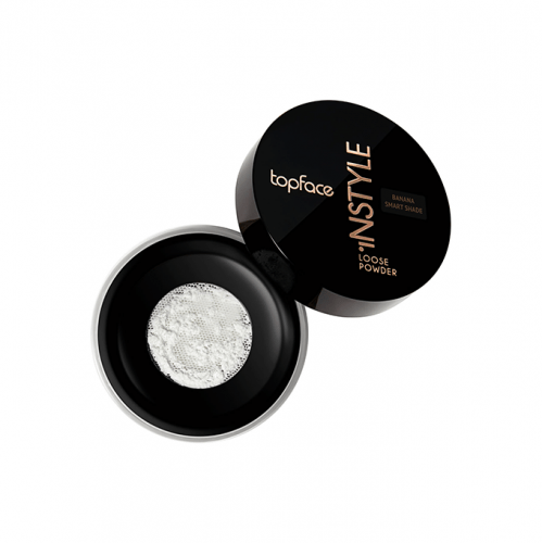 Topface Instyle Face Powder - Fix and Matte Translucent