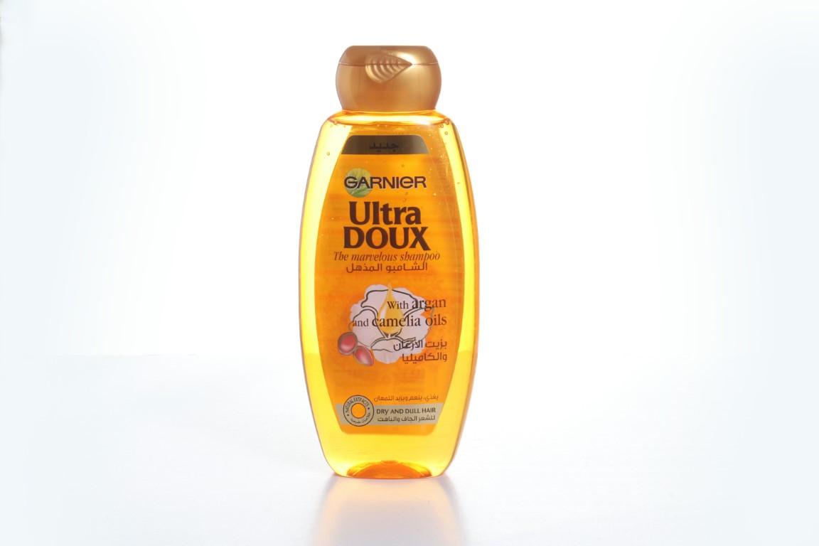 Garnier Ultra Doux Shampoo with Argan and Camelia Oils