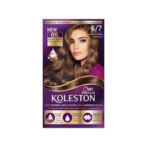 Koleston Hair Color Chocolate Brown Kit 6/7