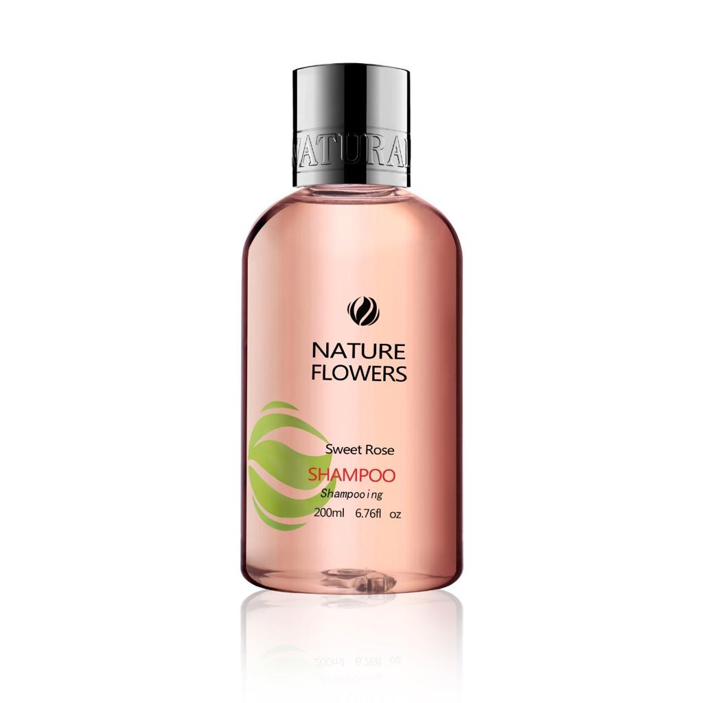 Nature's Flowers Sweet Rose shampoo 200 ml