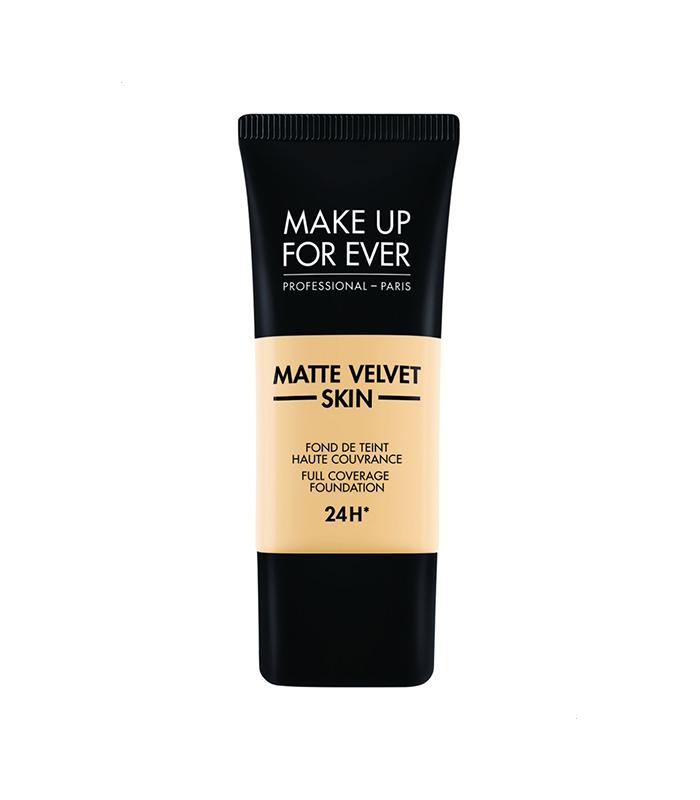 Forever Matt Velvet Full Coverage Foundation No .: Y405