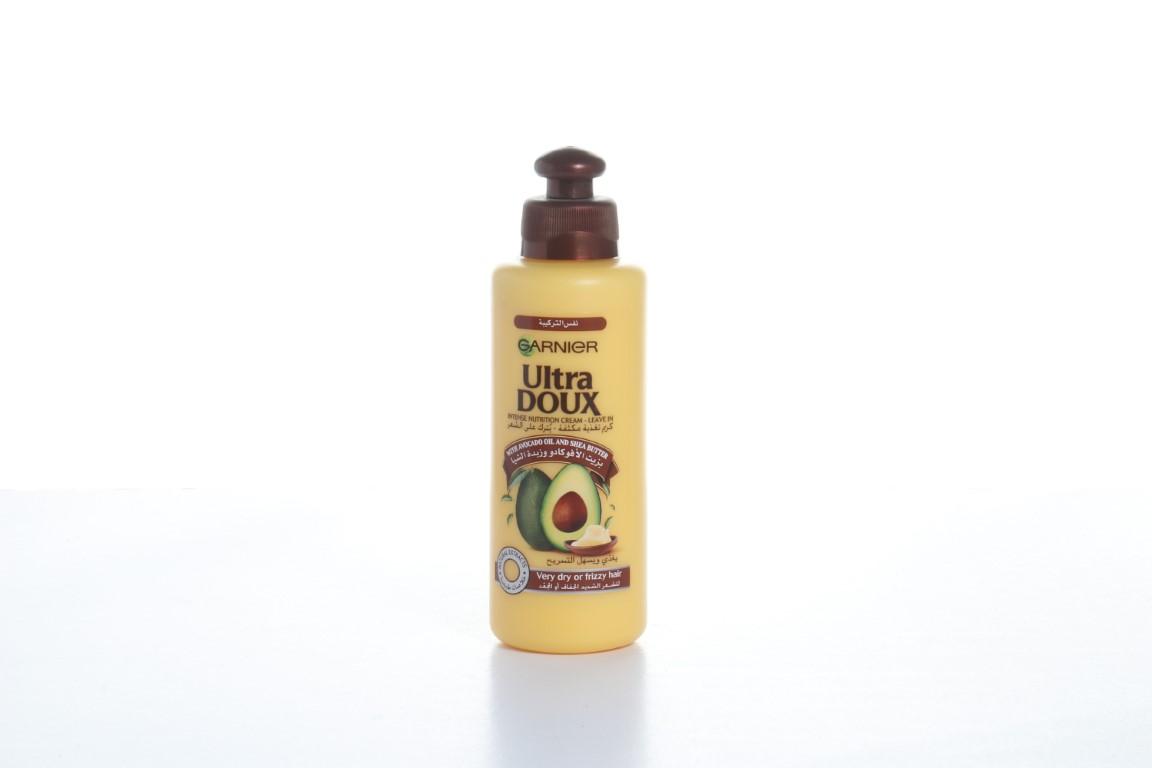 Garnier Ultra Doux Hair Cream With Avocado Oil & Shea Butter 200 ml