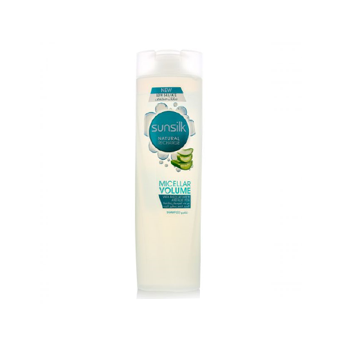 Sunsilk Shampoo With Micellar Water And Aloe Vera For Thick Hair 400 ml