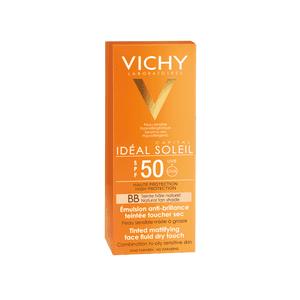 Vichy Ideal Soleil BB Cream Spf 50 Matte - 50ml