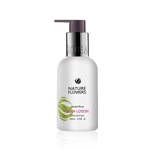 Nature Flowers Sweet Rose Body Lotion 200 ML