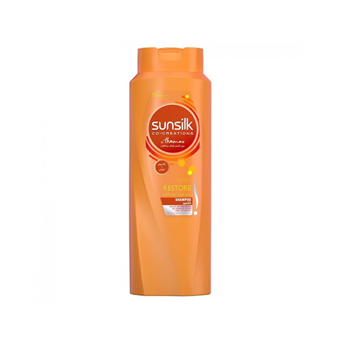 Sunsilk Shampoo Instant Restore For Damaged Hair 700 ml