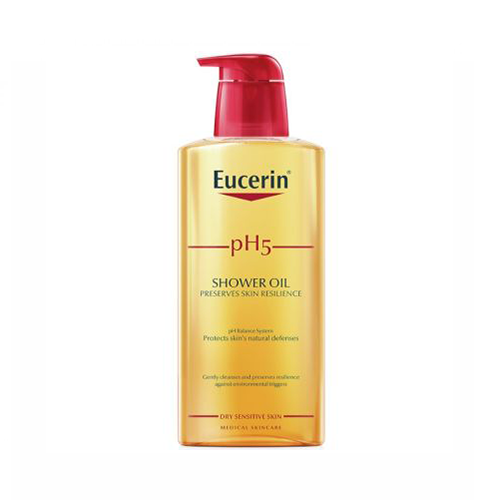 Eucerin PH5 Shower Oil For Dry And Sensitive Skin 400 ML