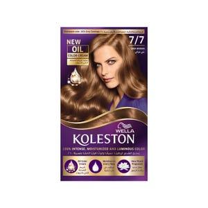 Koleston Hair Dye Deer Brown Kit 7/7