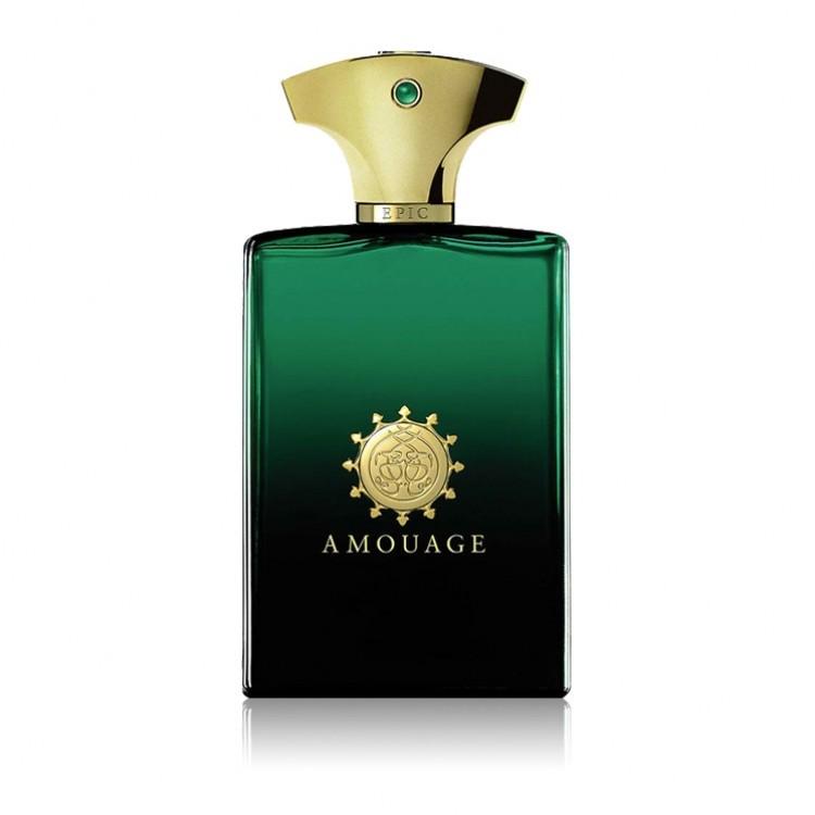 Epic green amouage perfume for men eau de parfum, 100 ml