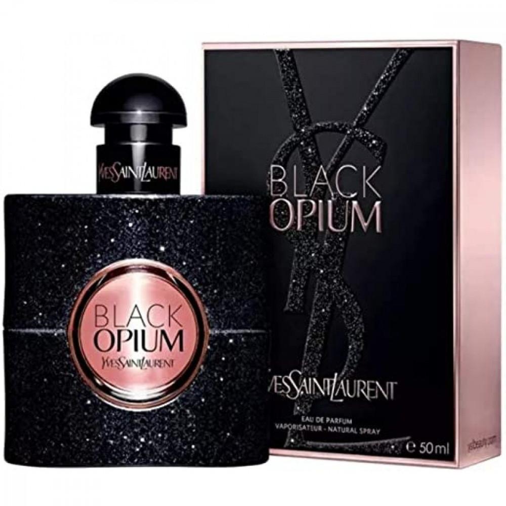 Black Opium by Yves Saint Laurent for Women - Eau de Parfum 90ml