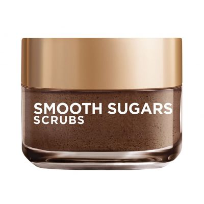 L'Oreal Cocoa Butter Smoothing Sugar Scrub For Smooth And Delicate Skin - 50 ml