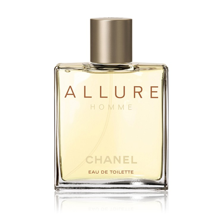 Allure Homme by Chanel for Men - Eau de Toilette, 100 ml