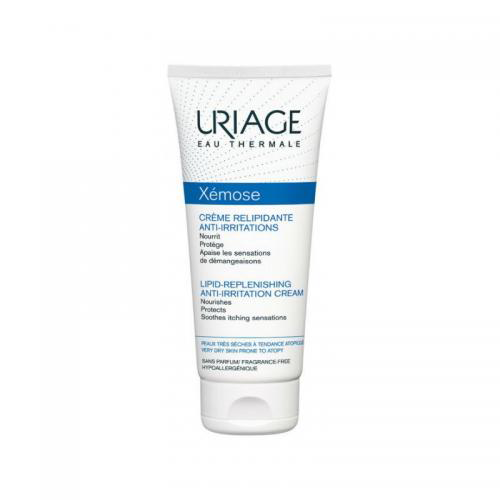 Uriage Zeamus Moisturizing Cream For Face And Body 200 ML