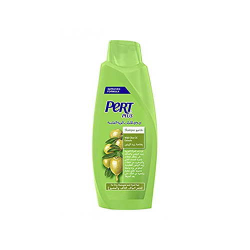 Pert Plus Shampoo with Olive Oil Extracts for dry, damaged and colored hair 600 ml