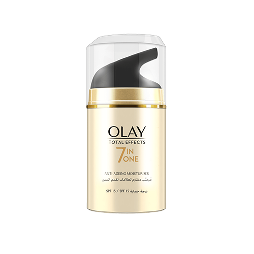 Olay Total Effect Spf 15 7-in-1 Anti-Aging Moisturizer - 50g