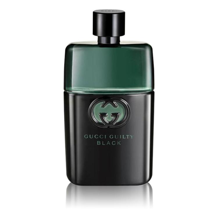 Guilty Black Pour Homme by Gucci for Men - Eau de Toilette, 90ml