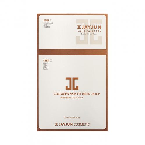 Jijun Skinfit 2-Step Collagen Face Mask - 25ml