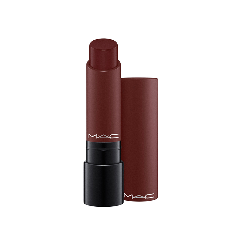 MAC Lip LIPTENSITY BURNT Voile Lipstick
