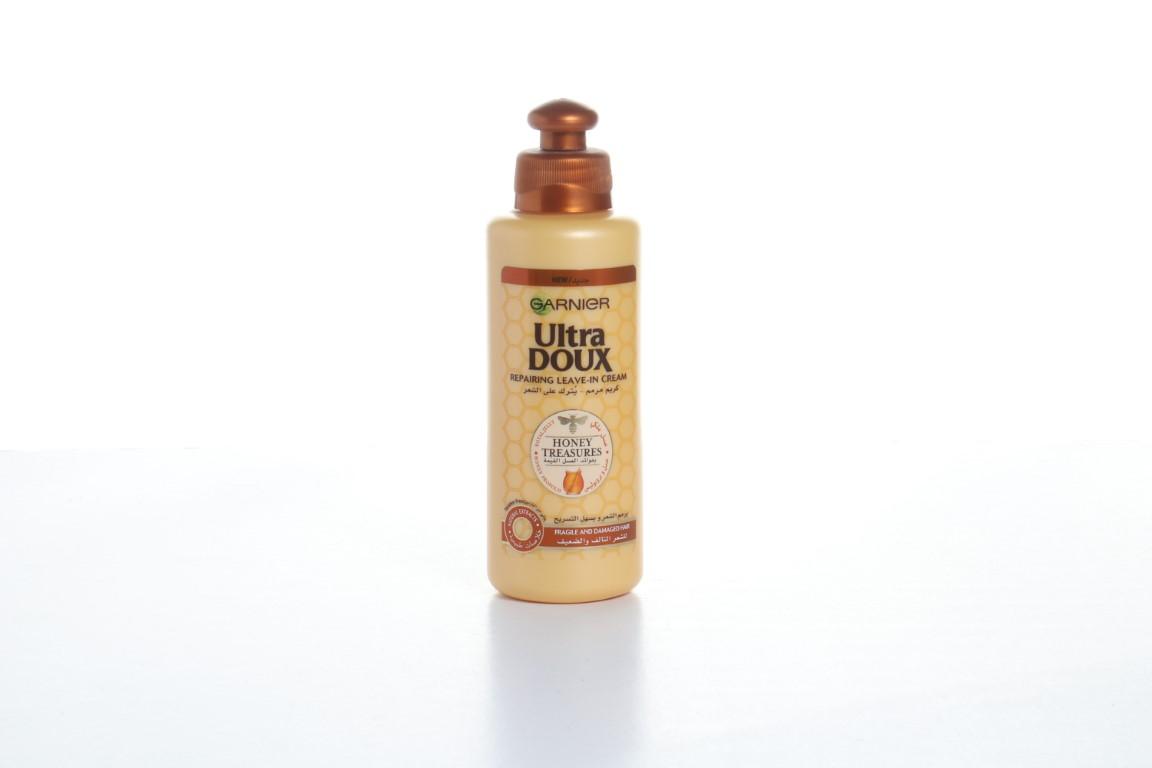 Garnier Ultra Doux Repair Cream - Leave on hair with Royal Honey & Propolis 200 ml
