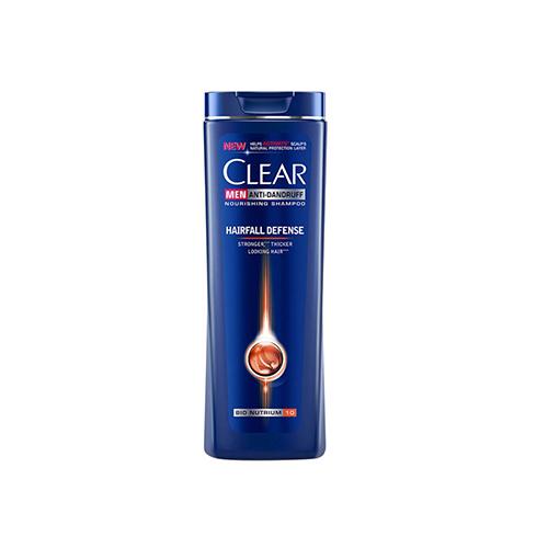 Clear shampoo for men anti hair fall 400 ml