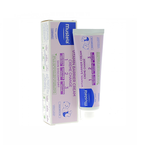 Mustela Diaper Change Cream