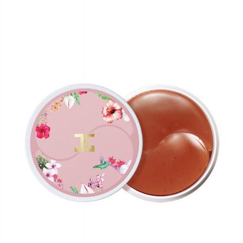 Jijun Hibiscus Tea Eye Gel Patches - 1.4g x 60 Patches