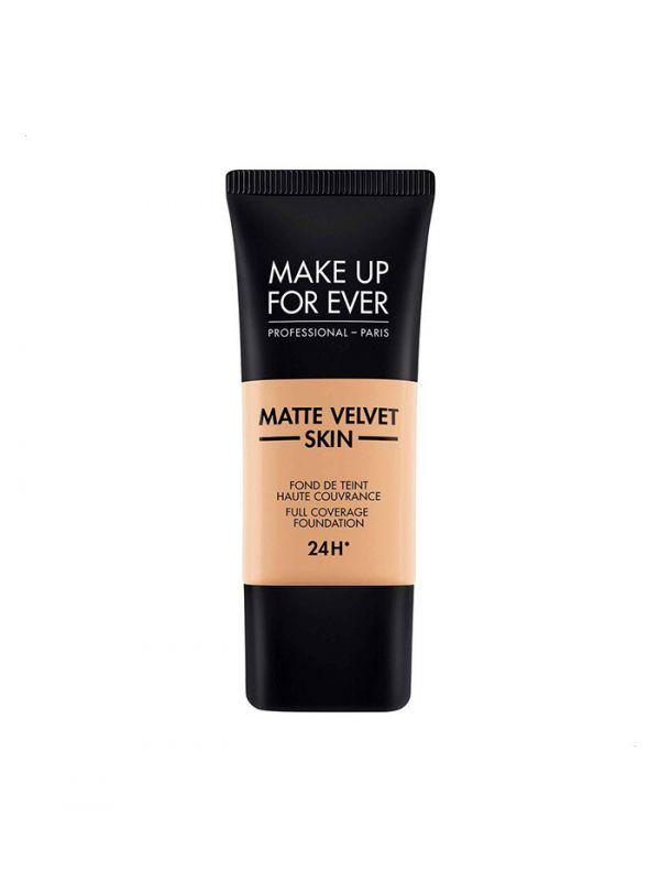 Make Up For Ever Matte Velvet Full Coverage Foundation Y305 Soft Beige 30ml