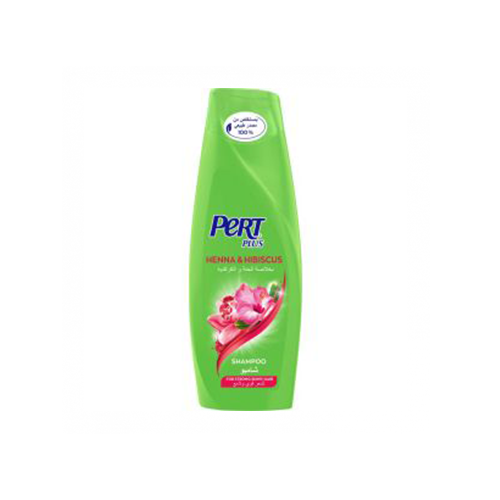 Pert Plus Strengthening Hair Shampoo With Henna Extract 200 ml