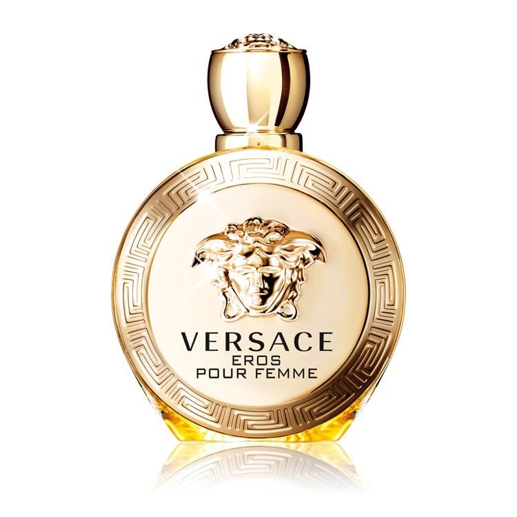 Eros Pour Femme by Versace for Women - Eau de Parfum, 100 ml