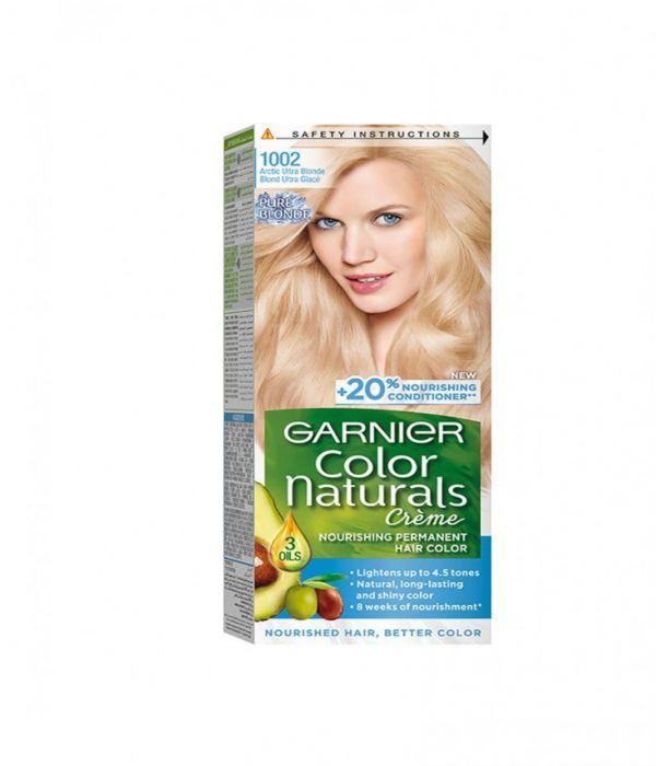 Garnier Hair Colorants - 1002 Ultra Light Ice Blond