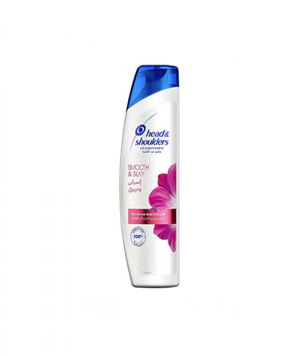 Head & Shoulders Smooth and Silky Anti-Dandruff Shampoo Smooth and Silky Smooth Hair