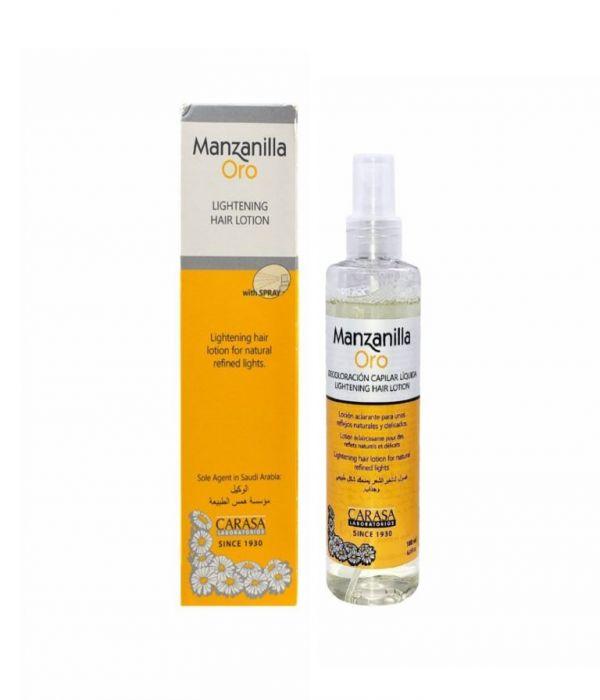 Manzanilla hair bleaching spray 180 ml