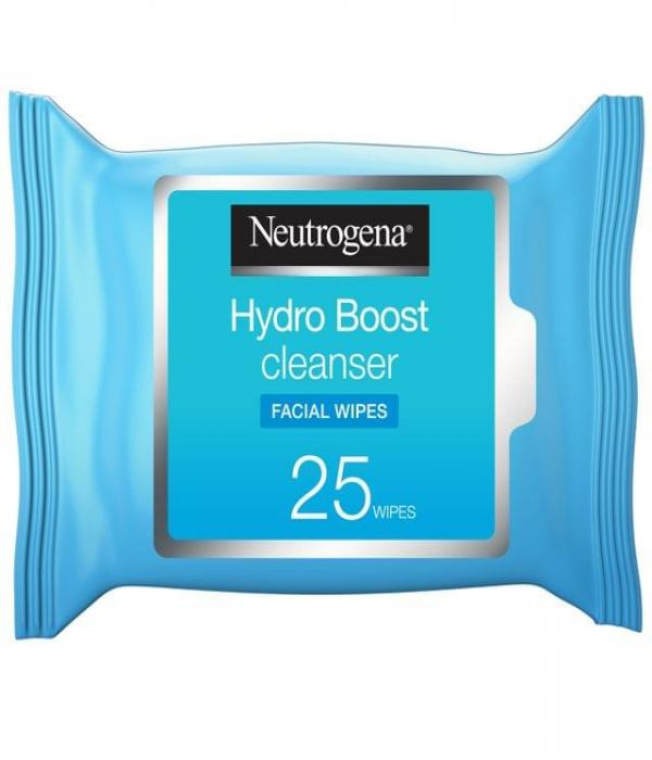Hydro Boost Facial Cleansing Wipes 25pcs