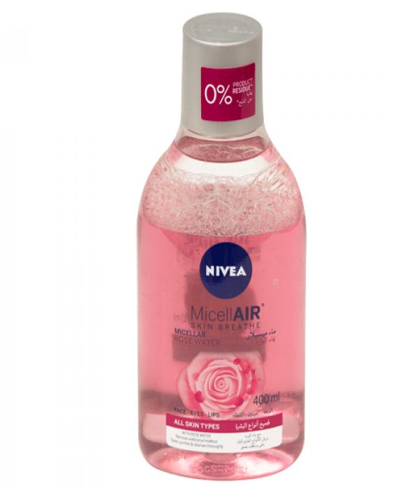 Nivea Micellar Make-up Removing Micellar Water With Rose Water - 400ml
