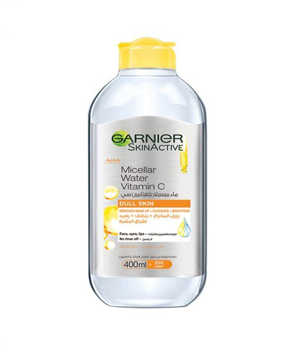 Garnier Micellar Cleansing Water with Vitamin C 400ml