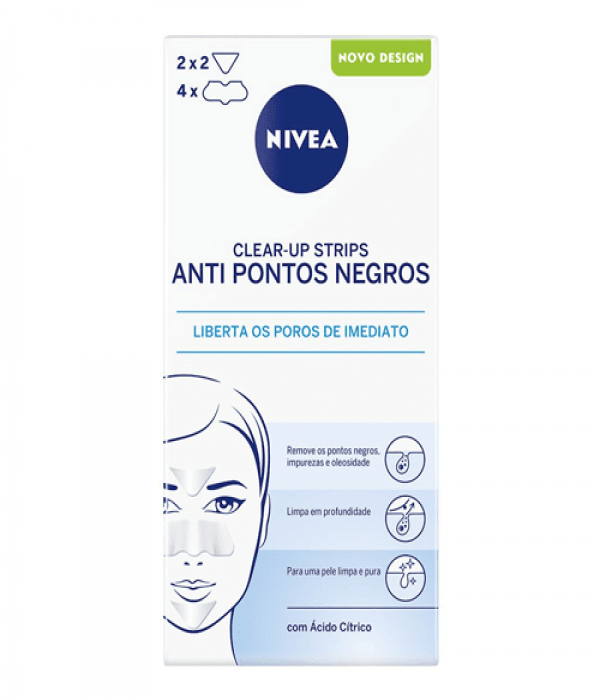 Nivea skin purifying and cleansing sticks