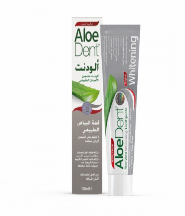 Alodent Toothpaste Top White Without Fluoride