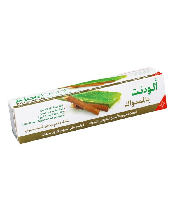 Alodent Toothpaste Miswak 100 ml