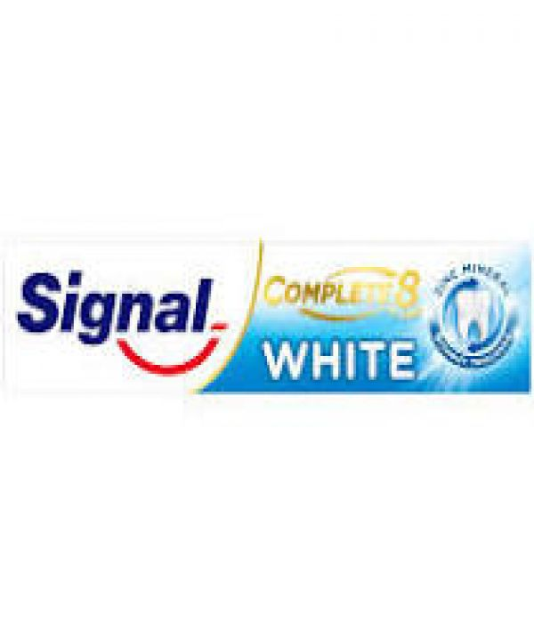 Signal Complete 8 Whitening Toothpaste, 100 m