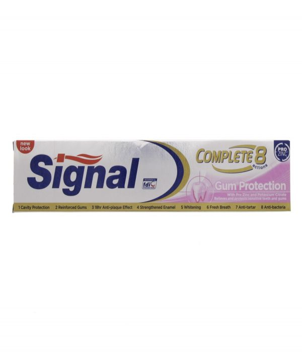 Complete 8 Gum Protection Toothpaste - 100ml