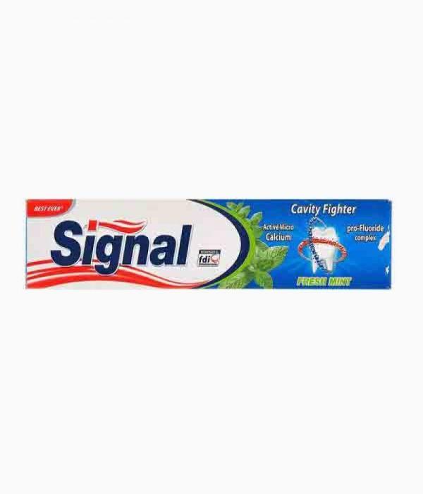 Signal Toothpaste Fresh Mint 120 ml