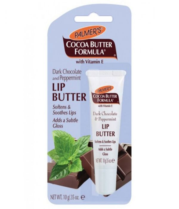Palmer's Lip Butter With Dark Chocolate & Spearmint 10gm