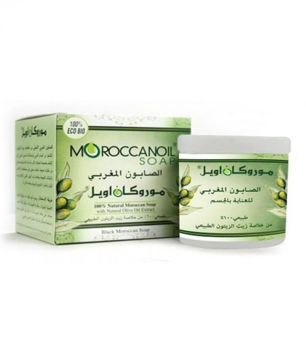 Moroccan Oil Baladi Moroccan Bath Soap with Indigo Desert Extract - 250 ml