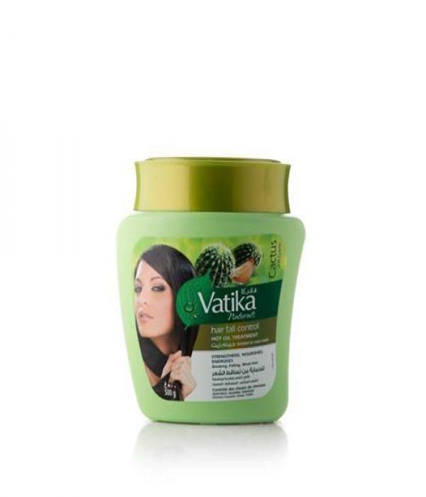 Vatika Hair Fall Bath Oil - 500 gm